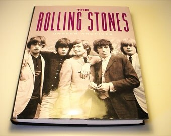 The Rolling Stones Unseen Archives, Hardcover Book, 384 pages, Photo book