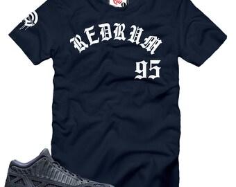 Midnight Navy 11IE Redrum95 T-Shirt