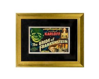 Premium Lobby Card Frame