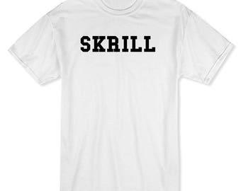 Skrill Mad Skrill Men's White T-shirt