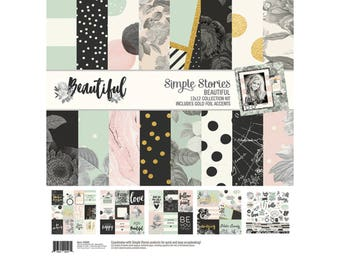 Simple Stories - Beautiful Collection Kit