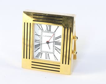 Vintage Lancel clock, Lancel watches, Lancel vintage, clock
