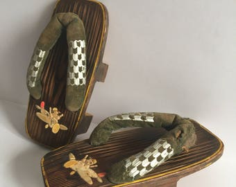 Traditional Geta from Japan - child