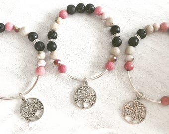 Aromatherapy ~ Essential Oil ~ Diffuser Bracelet