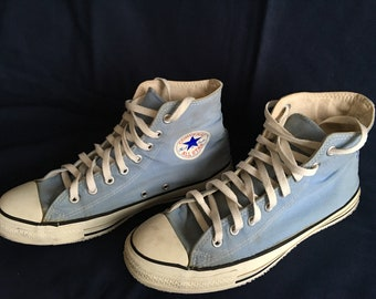 Vintage Converse all star shoes-size 9-made in USA