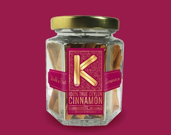 Whole Cinnamon Sticks - Kamburupitiya Ceylon Cinnamon