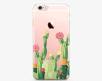 Cactus iPhone SE iPhone Phone 6 Case Phone iPhone 7 Plus Case 6s Plus iPhone iPod Touch 6 iPhone 5/5S Case For Samsung Galaxy S7 LG G5 c168