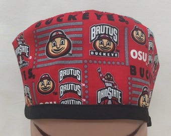 Ohio State Scrub Hat Etsy