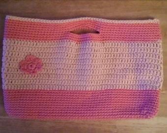 Fun crochet kids bag