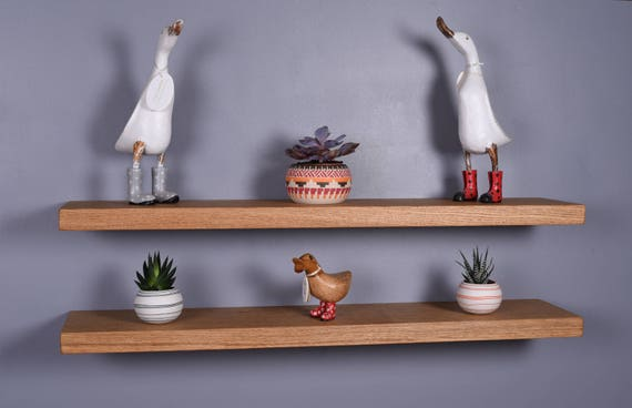 100 chunky floating shelves reclaimed chunky floating shelf