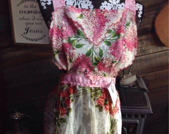 Handkerchief  apron