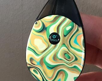Suorin Drop skin wrap Psychedelic 1 S613 skin wrap by Jwraps
