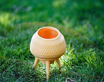 Tripod Planter | 3D Printed in PLA