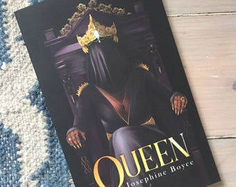 Signed Queen Paperback