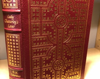 Easton Press Lady Chatterley's Lover by D.H. Lawrence 100 Greatest