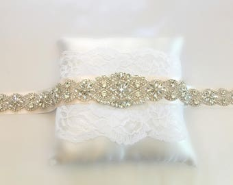 Silver Crystal Rhinestone Bridal Sash, Wedding sash, Bridal Belt, Bridal Accessories, Blush Ribbon Bridal Belt, Bridal Sash Applique