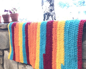 Small Chunky Blanket