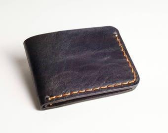 Leather wallet Bifold wallet Wallet Mens wallet Minimalist wallet Mens bifold wallet Mens leather wallet Handmade wallet Mens gift Gift