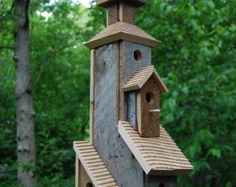 Castle Birdhouse (#437)