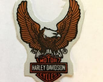 HARLEY DAVIDSON Eagle Decal Mint Item MotorCYCLES Motor Cycles