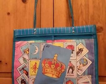 Mexican bag, Beach bag, Multiuse bag, Gifts for her, Market bag  Reusable bag, Recyclable bag