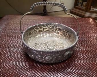 Silverplate Basket-Derby Silver Company