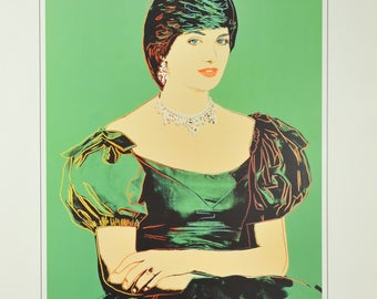 Andy Warhol - Lady Di