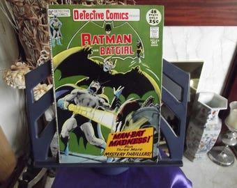 DC Detective Comics Present Batman & Batgirl #416 Oct 1971 Bronze Age