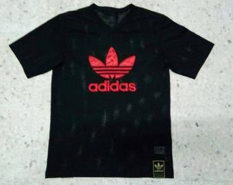Adidas Jersey big logo saiz S