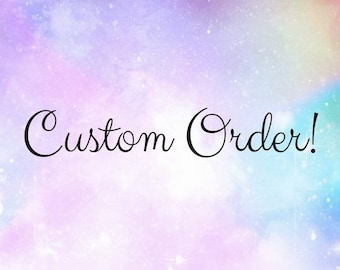 Custom Collar ~ pet play, kitten play, little space, ddlg, bdsm, tug proof collar, submissive collar, ribbon collar, custom order ~
