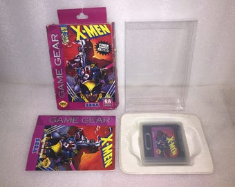 Sega Game Gear X-MEN