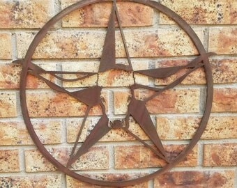 Texas Longhorn Star