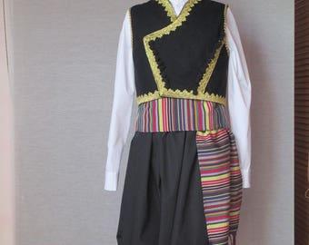 Traditional Kalymnian costume VRAKA