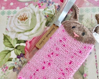 SALE - Rabbit Mobile Phone Cover - [Size Guide Approx: 144 x 70 x 8mm]