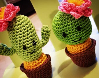 Crochet fat seedlings