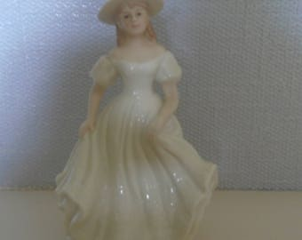 Porcelain Lady  Made By Regal