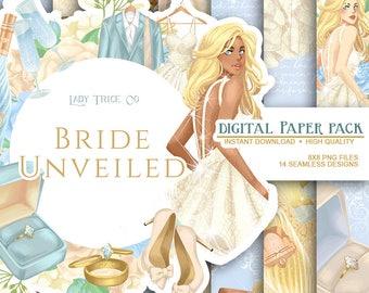 Bride Unveiled Paper Pack