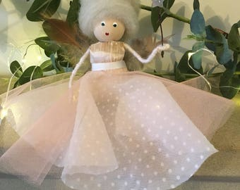 Fairy doll decoration