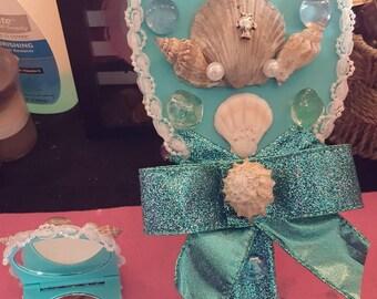 Mermaid mirror set!!