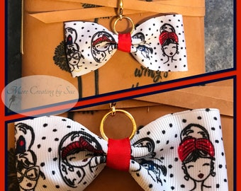 Planner Bow Clip/Charm