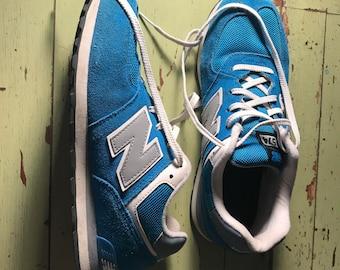 New Balance 574 shoes Big Boys size 6
