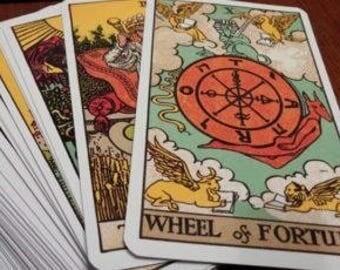 1-3 Hour Tarot Reading