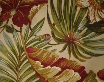 Waverly Sun N Shade Beautiful Print Floral (41) Upholstery