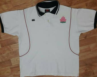 Canterbury Japan Rugby Polo