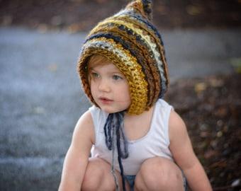 The Ivy Pixie Bonnet