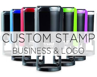 SELF INKING STAMP, Self Inking Stamp Personalized, Self Inking Rubber Stamp , Self Inking Custom Stamp, Self-Inking Stamp