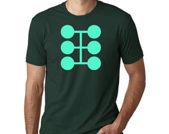 Multiple man- Jamie Madrox, comic book T-shirt,- X-men-marvel style