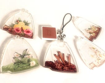 Tea Bag Charms