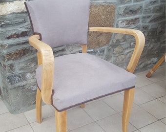 Taupe repaints bridge Chair