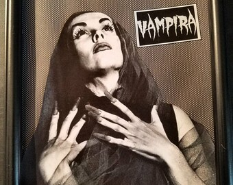 Beautiful Vampira